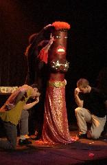 Soirée cabaret des étudiants de la 6e promotion de l'ESNAM