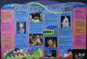 Spare Parts Puppet Theatre 1985