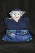 Marionnette sac