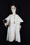Fantôme de Banquo, marionnette à tringle