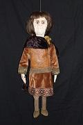 Banquo, marionnette à tringle