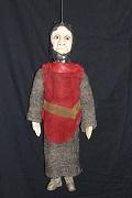 Marionnette à tringle