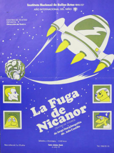 La Fuga de Nicanor