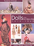 Dolls of the Art Deco Era
