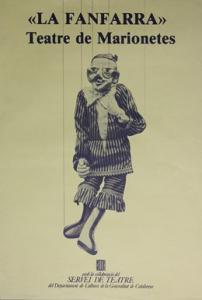 La Fanfarra, teatre de marionetes