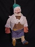 Marionnette sur table