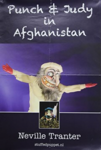 Punch & Judy in Afghanistan