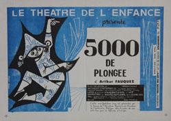 5000 de plongée